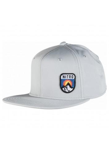 L1 WP Ball Cap - Dove_11047