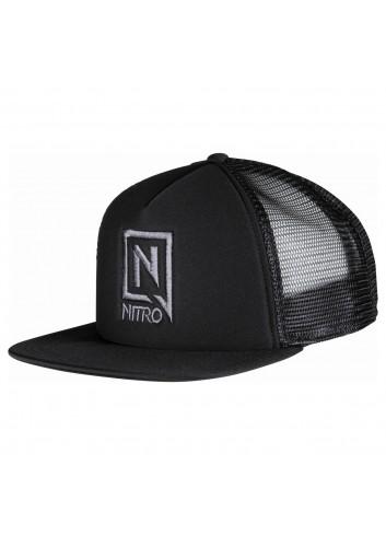 Nitro Keepon Cap - Black_11048