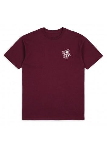 Brixton Cruz Standart Shirt - Burgundy_11083