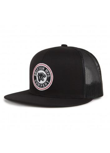 Brixton Forte Mash Cap - Black_11085