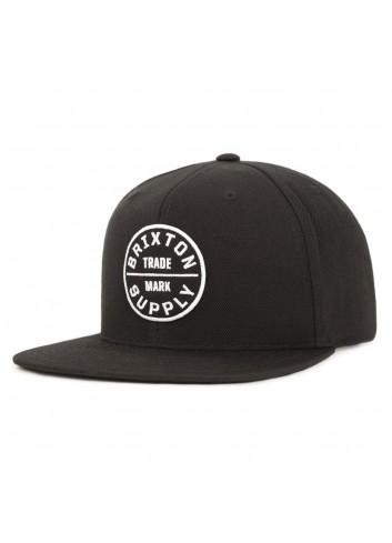 Brixton Oath III Cap - Black_11087