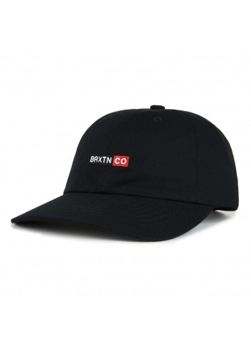 Brixton Peg LP Cap - Black_11089