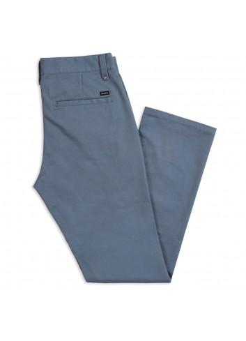 Brixton Reserve Chino Pant - Grey Blue_11097