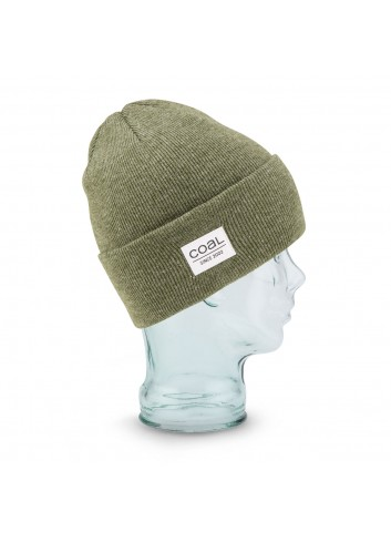 Coal The Standard Beanie - Heather Olive_11130