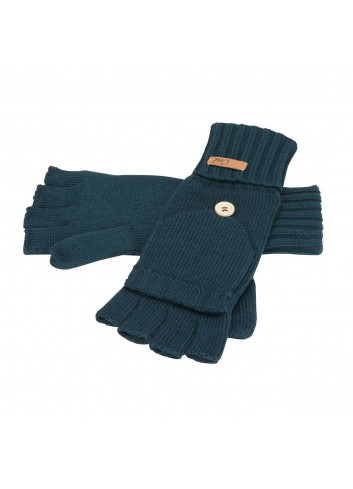 Coal The Cameron Glove - Dark Teal_11138