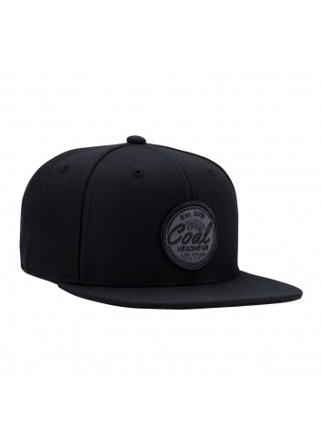 Coal The Classic Cap - Black_11140