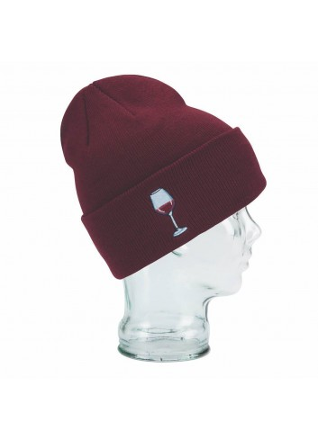Coal The Crave Beanie - Wine_11143