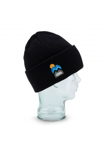 Coal The Donner Beanie - Black_11146