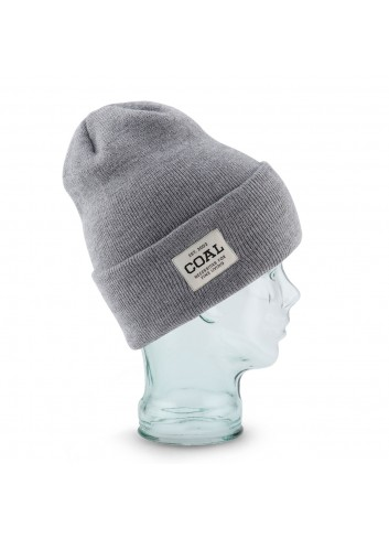 Coal The Uniform Beanie - Heather Grey_11214
