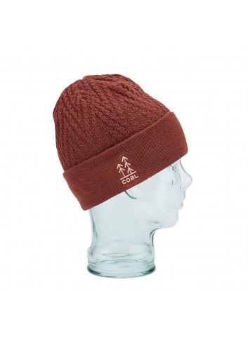 Coal The Winslow Beanie - Dark Red_11227