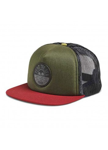 Roark Fear The Sea Cap - Army Green_11251