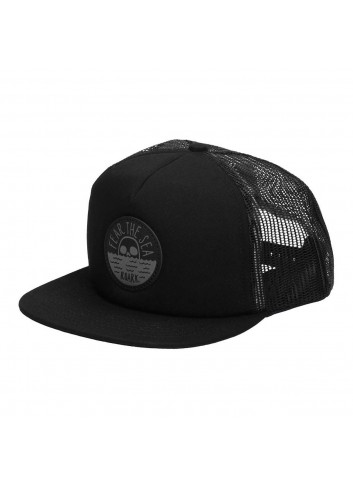 Roark Fear The Sea Cap - Black_11252