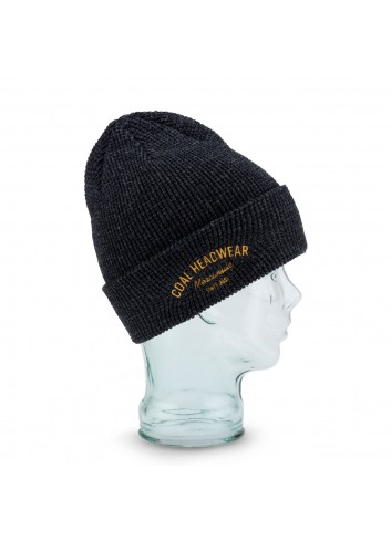 Coal The Yesler Beanie - Heather Black_11260