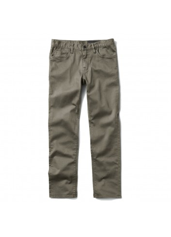 Roark Hwy Pants - Army Green_11264