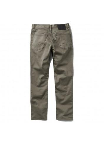 Roark Hwy Pants - Army Green_11265