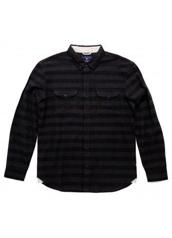 Roark Noch Flannel - Black_11269