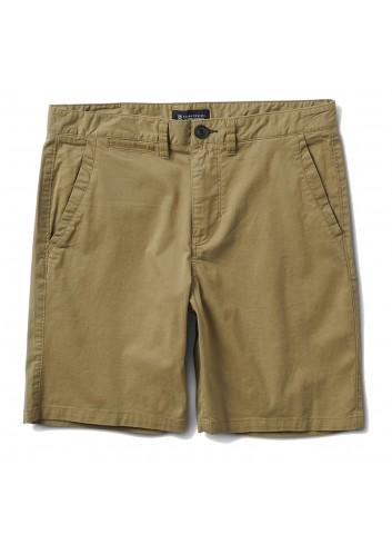 Roark Porter Shorts - Khaki_11278
