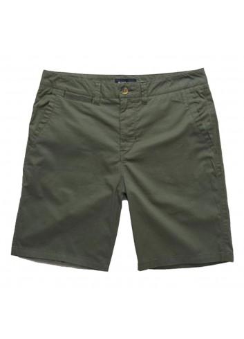 Roark Porter Shorts - Army Green_11280