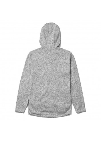 Roark Roadrunner Zip Fleece - Grey_11283