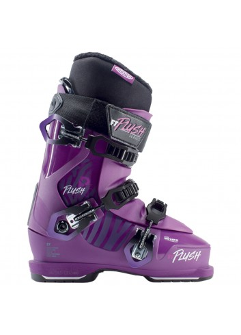Full Tilt Plush 6 Boot - Violett_11314