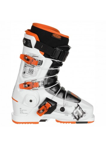 Full Tilt First Chair 10 Boot - Orange/White/Black_11317