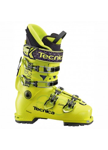 Tecnica Zero G Guide Pro Boots - Bright Yellow 17_11321