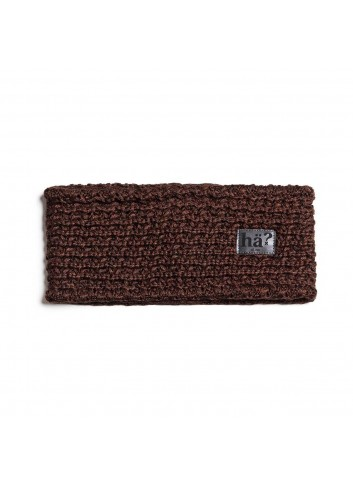 Hä? Merino Headband - Brown_11338