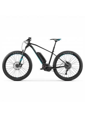 Mondraker e-Prime + Bike - Black/Blue_11372