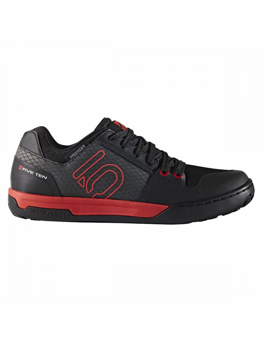 Five Ten Freerider Contact Shoes - Black/Red_11373