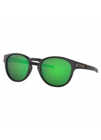 Oakley Latch Sunglasses - Matte Black_11395