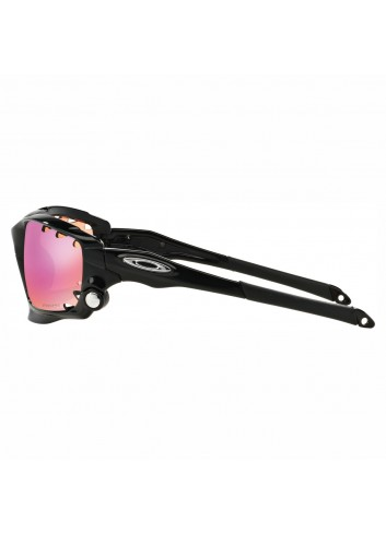 Oakley Racing Jacket Sunglasses - Black_11405