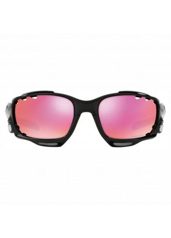 Oakley Racing Jacket Sunglasses - Black_11406