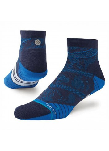 Stance Appalachian Quarter Socks - Blue_11410