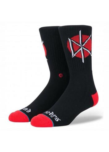 Stance Dead Kennedys Socken - Black_11413