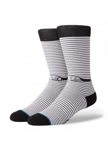 Stance Eye Spy Socken - White_11414