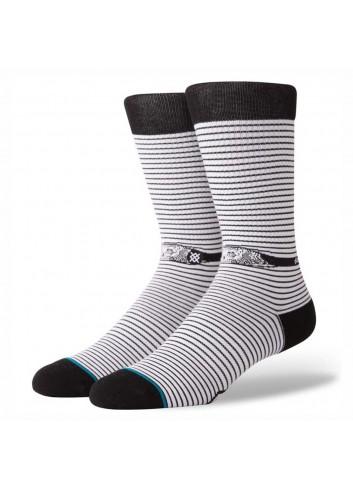 Stance Eye Spy Socken - White_11414