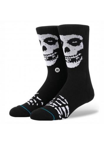Stance Misfits Socken - Black_11419