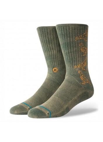 Stance Street Rat Socken - Green_11422