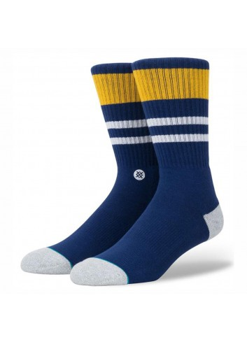 Stance Try Outs Socken - Navy_11423