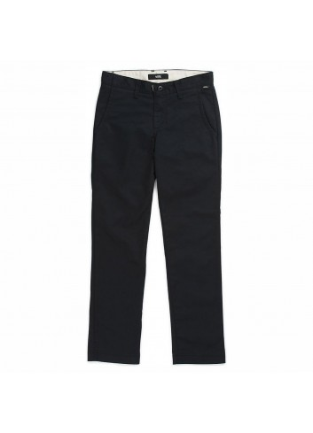 Vans Authentic Chino Pants - Black_11446