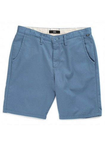 Vans Authentic Stretch Shorts - Copen Blue_11450
