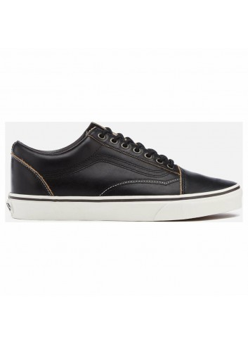 Vans Old Skool Shoes - Groundbreaker Black_11452