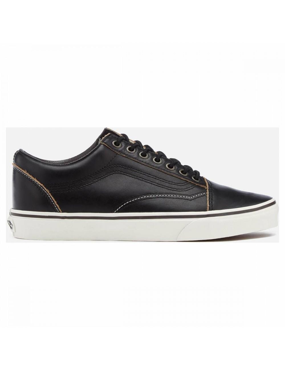 Vans Old Skool Shoes - Groundbreaker Black_11452