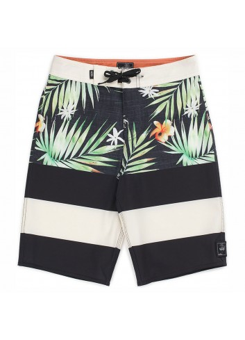 Vans Era Boardshorts - Black Decay_11457
