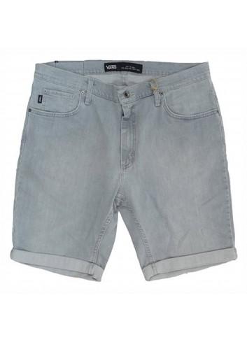 Vans Hannon Shorts - Bleached Grey_11464