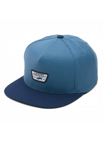 Vans Mini Full Patch Cap - Copen Blue_11470