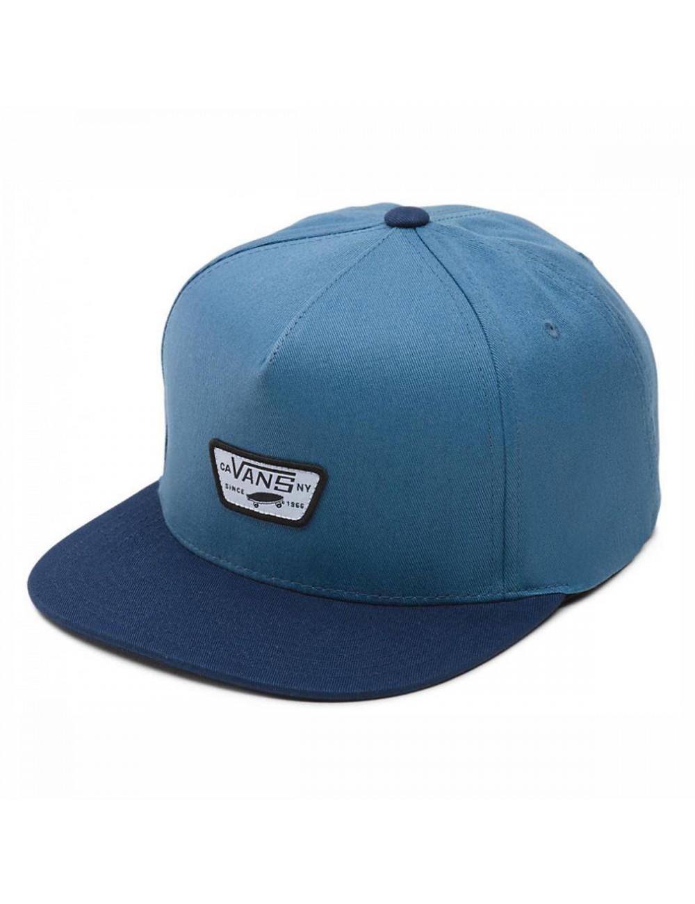 Vans Mini Full Patch Cap - Copen Blue_11470