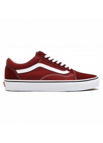 Vans Old Skool Shoes - Madder Brown_11473