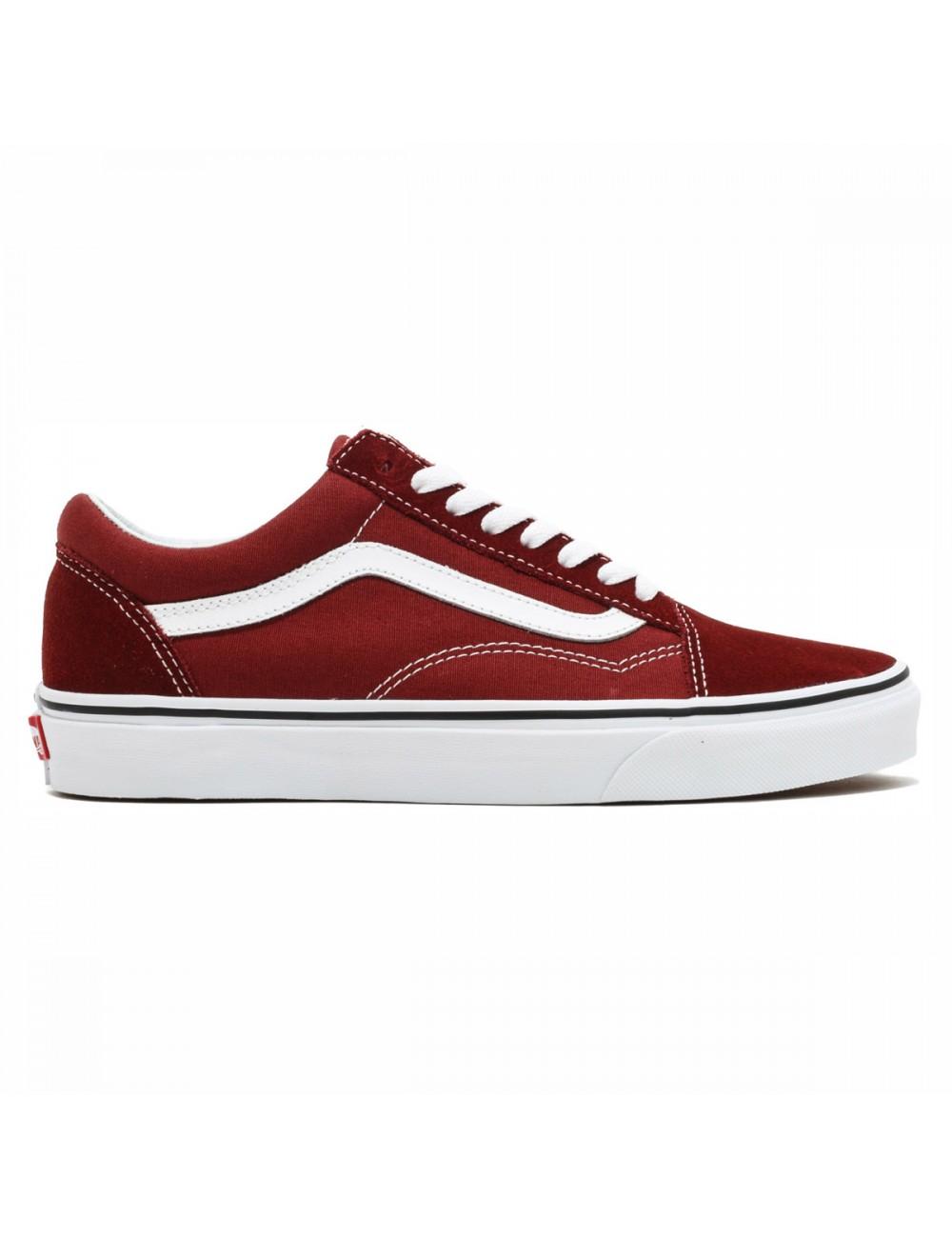 Vans Old Skool Shoes - Madder Brown_11473