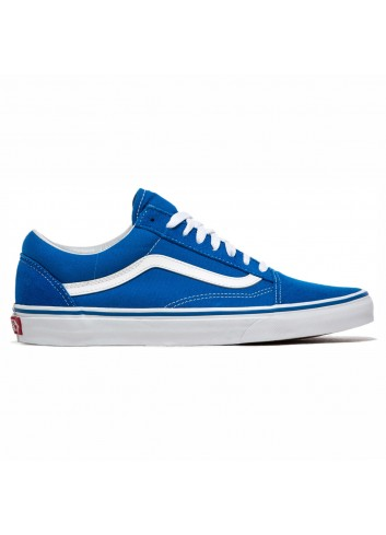 Vans Old Skool Shoes - Suede/Canvas_11474